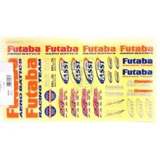 Futaba 2.4Ghz Decal