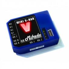 MIK4357 Mini V-Bar V 5.0 Flybarless Stabilization System