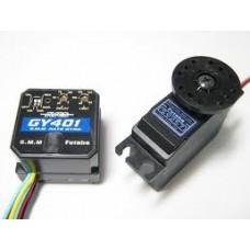 Futaba GY401 Gyro w/S9257 Digital Servo