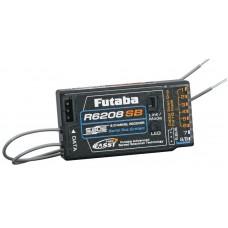 Futaba R6208SB 8-Channel 2.4GHz FASST Hi-Voltage Rx