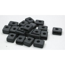 Futaba Servo Grommets Rectangle (20)