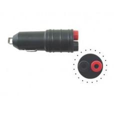 Lighter Plug with 4mm Bullets