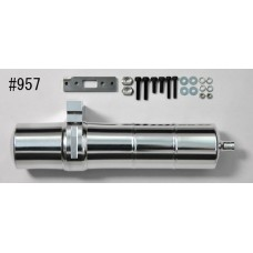 Hatori HAT957 GSH-26.2 Gasoline Muffler, Rear Head, Zenoah 23-26