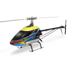 1028  Fury 55 Nitro Helicopter Kit