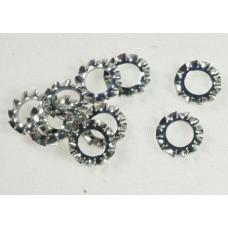 0016-1  4mm External Serrated Lockwasher