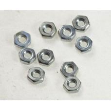 0017-2  2.5mm Hex Nut