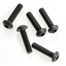 0064-2  3 x 12mm Button Head Socket Bolt