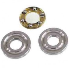 0457  m4 x 10   3pc Thrust Bearing