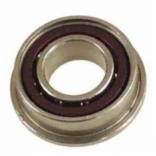 "0553-2  .189"" x .374"" x .125"" Flanged Ball Bearing"