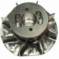 0579-5  CNC Aluminium Cooling Fan-Gas