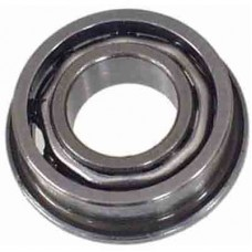 0636  m5 x 10 x 3 Flanged Ball Bearing