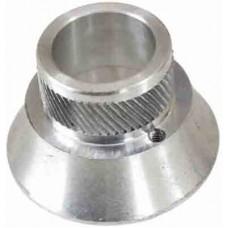 0637  Aluminium Fan Hub .30