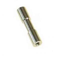0828-10  M3 x 3 x 6.3 Aluminium Spacer