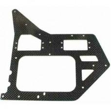 0855-5  Graphite Servo Side Plate-Left