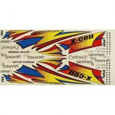 103-99  Colour Decal Striping x-Cell 60, G