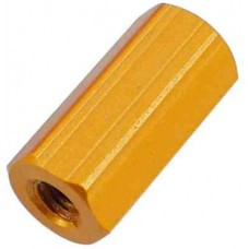 106-18  Threaded Spacer - Hex type