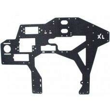 119-15  C/F Fury Left Main Frame