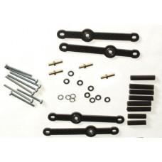 119-88  Graphite m3.0 Servo Doubler Kit