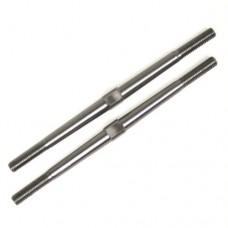 121-7-T m3 x 65 Titanium Threaded Turnbuckle - Pack 2<br />