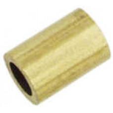 """122-09  m3 x 4.75"""" x .270""""Brass Spacer"""