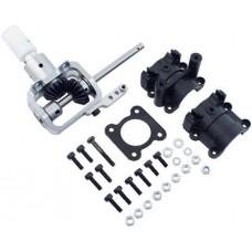 123-75  3-D Open T/R Gear Case Assembly