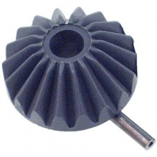 123-83  Moulded Delrin Input Gear w/Roll Pin