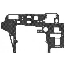 124-15  C/F Ion-I Left Main Frame