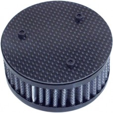 """125-124  High Flow Air Cleaner Set """"No-Engraving"""""""