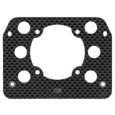126-24  C/F OS 91 C-Spec Motor Plate Set