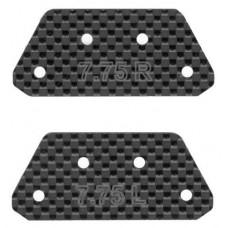 126-36  C/F Stratus U/L 7.75:1 Ratio Plates