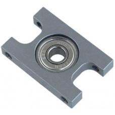 126-66  CNC Aluminium Block w/ Brg.