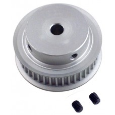 127-244  44t x m6 Bore--Pulley