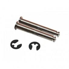 """128-176  m2 x .584"""" Washout Pivot Pins"""