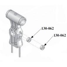 128-183  Head Block w/Pins & Bearings