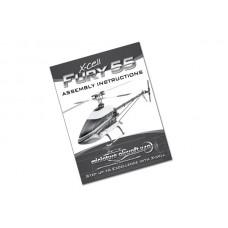 128-210  Fury 55 Instruction Manual