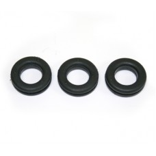 "129-49  9/16"" Rubber Grommets - Pack of 3"