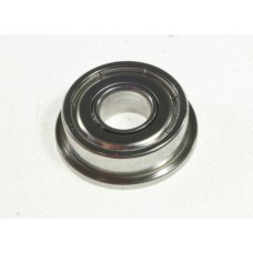129-63  m6 x 15 x 5 Flanged Bearing - Pack of 1