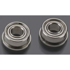 130-064  M5 x 11 x 5 Flanged Ball Bearing