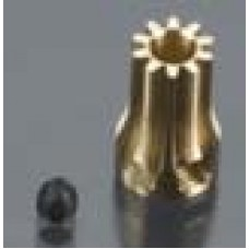 130-197  10t Brass Pinion Gear