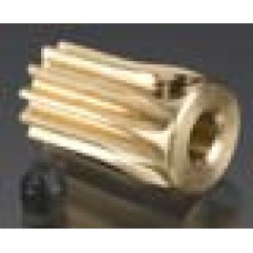130-198  11t Brass Pinion Gear