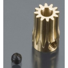130-199  12t Brass Pinion Gear