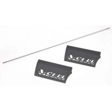 Flybar with Paddle set