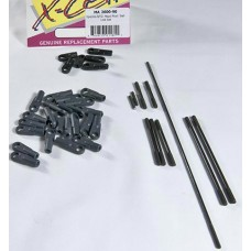 2600-90  Spectra STD. Head Rod / Ball Link Set