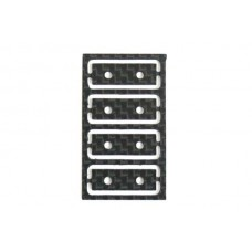 131-148  C/F Servo Plate - Pack of 4
