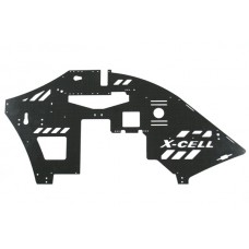 133-118   C/F Right Frame - Gas