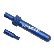 Elevated RC Rod End Driver